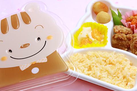 幼稚園・中学校給食